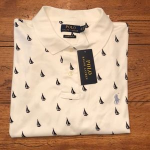 Polo Ralph Lauren Mens Shirt
